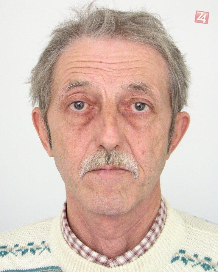 nezvestný Jaroslav Buránsky sa stratil na Tribeči