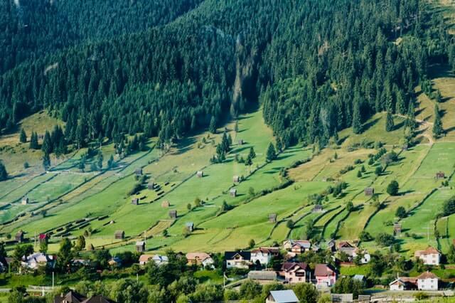 Poľnohospodárska krajina
