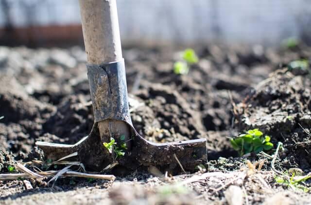 obrábanie pôdy