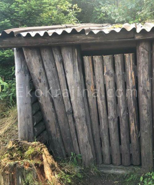 partizánsky bunker nad Brtkovicou